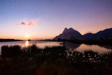 Una notte sul Passo delle Erbe