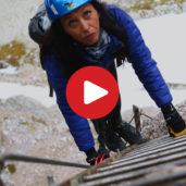 Klettersteig Toblinger Knoten