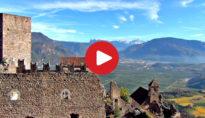 Burg Hocheppan aus der Luft