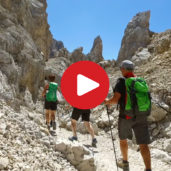 An ascent to the Torre di Pisa hut