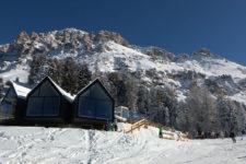 Skigebiet Obereggen 2017