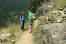 "Hike along the ""Hans Frieden Weg"""