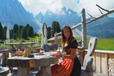 Rifugio delle Odle, Val di Funes
