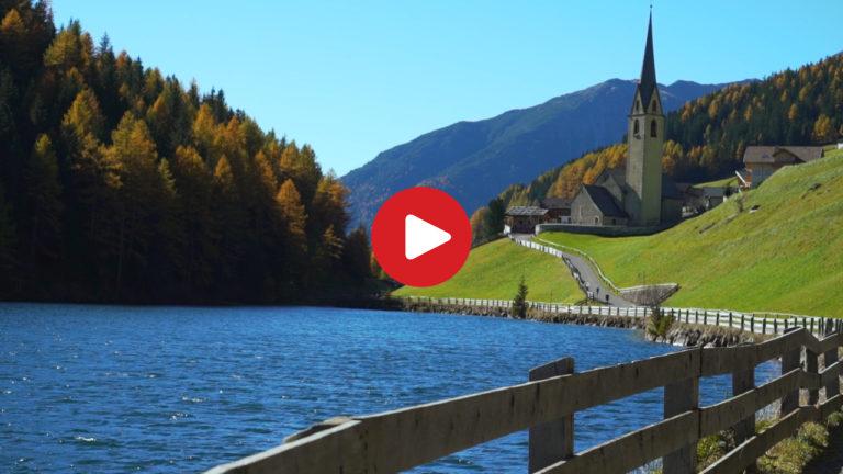 Herbst am Durnholzer See