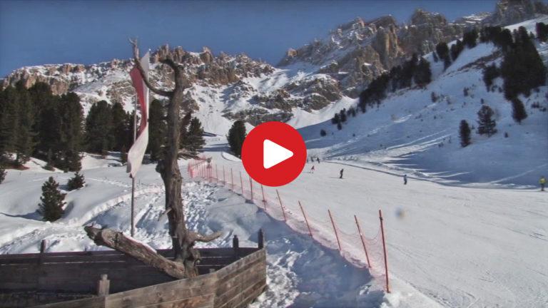 Skigebiet Obereggen