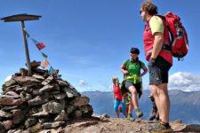 Escursione sull'Alpe di Tarres