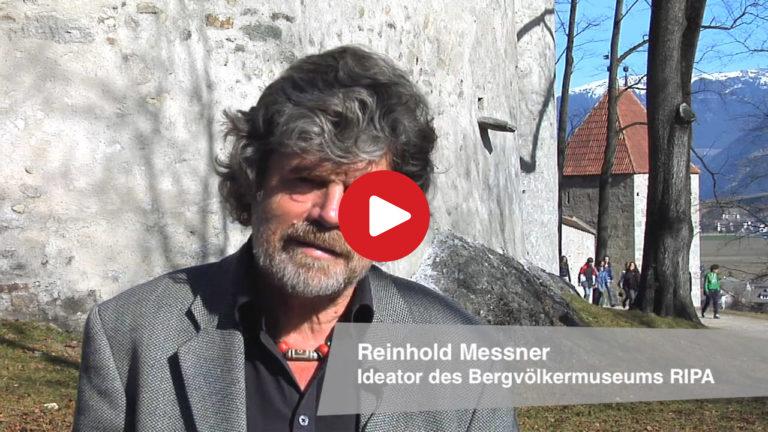 Messner Mountain Museum RIPA in Bruneck