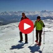 Schneeschuh-Wanderung auf die Seebodenspitze