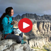 Pure: via ferrata in the Dolomites