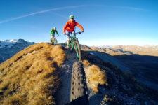 In bici in Alto Adige