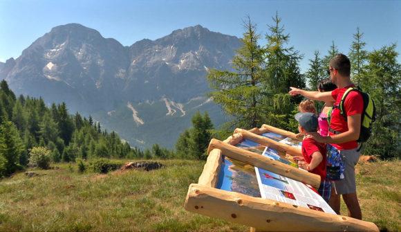 "Bergwiesenwanderweg ""Tru di Pra"""