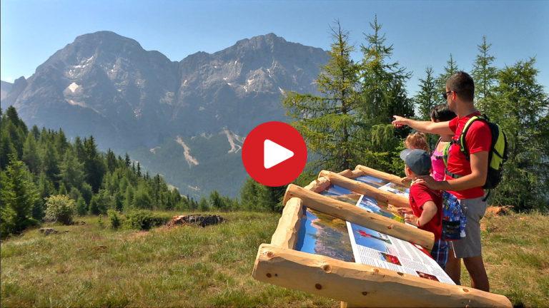 """Bergwiesen-Wanderweg """"Tru di Pra"""""""