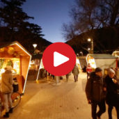 Christmas atmosphere in Merano