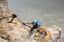 Klettersteig Pisciadù / Tridentina