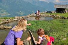 Pur: Familienwanderung in Schenna