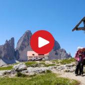 A hike to the Tre Cime di Lavaredo