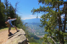 Escursione al Colle di Bolzano