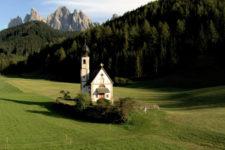 Kirchen und Klöster in Südtirol