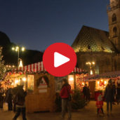 Christmas Market of Bolzano