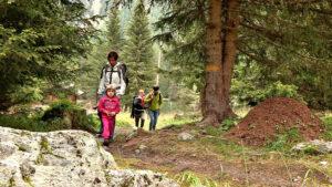 Escursione al Lago di Tarres
