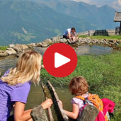 Pure: Family hike in Scena