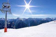 Schwemmalm skiing area