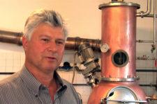 Fischerhof distillery in Cornaiano