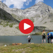 Hiking trough the Fundres mountains