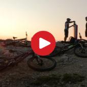 MTB Sonnenaufgangs- Tour auf den Roen
