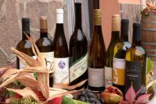 """Il """"Vicolo del Vino"""" a Termeno"""