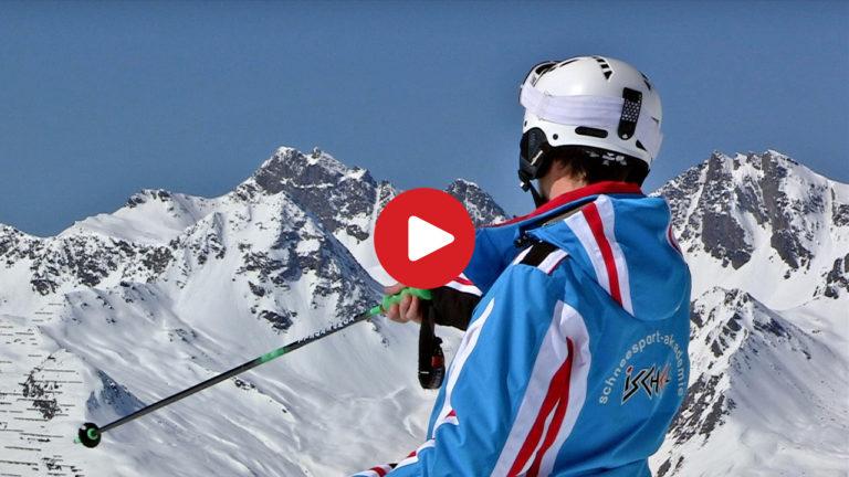 Ischgl skiing area