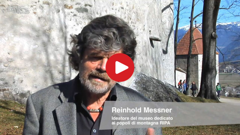 Il Messner Mountain Museum RIPA di Brunico