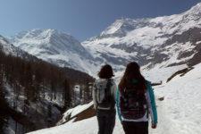 Escursione invernale in Passiria