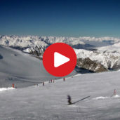 Il ghiacciaio di Hintertux