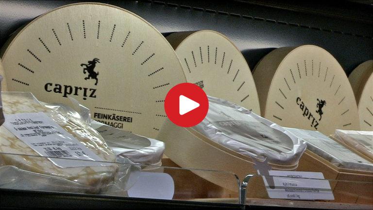 Capriz cheese dairy in Vandoies