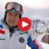 La sicurezza sugli sci