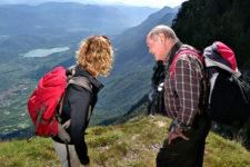Wanderung vom Mendelpass zum Penegal