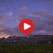 From sunset to sunrise on the Alpe di Siusi / Seiser Alm