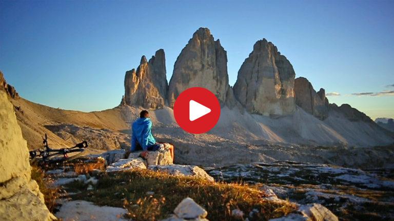 Da vivere: le Dolomiti in bici