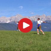 Goaslschnöllen in Südtirol