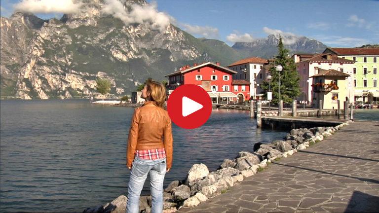 Torbole e Riva sul Lago di Garda