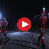 Scialpinismo notturno a Reinswald