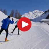 Cross-country skiing, Valli Aurina