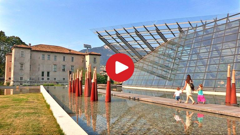 MUSE, Museo delle Scienze a Trento
