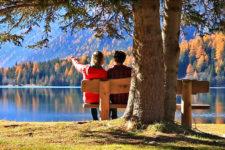 Cartolina dal Lago di Anterselva