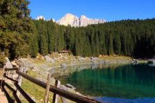 I laghi dell'Alto Adige