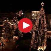 The Christmas market of Bressanone