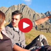 Da vivere: trekking a Scena