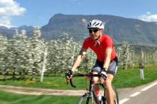 In bici sulla Strada del Vino Sud