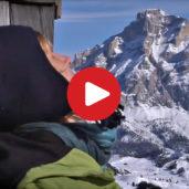 Alta Badia skiing area